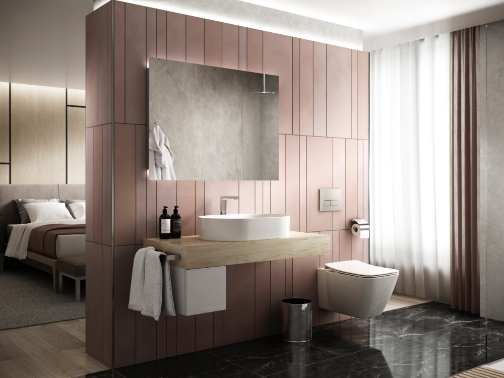 Ideal Standard totale badkamer